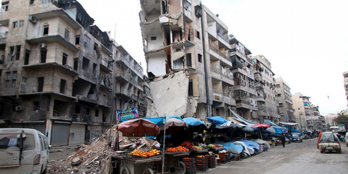 Irak et Syrie ou l'arnaque occidentale de l'EI  - Page 5 Alep_Kinzer